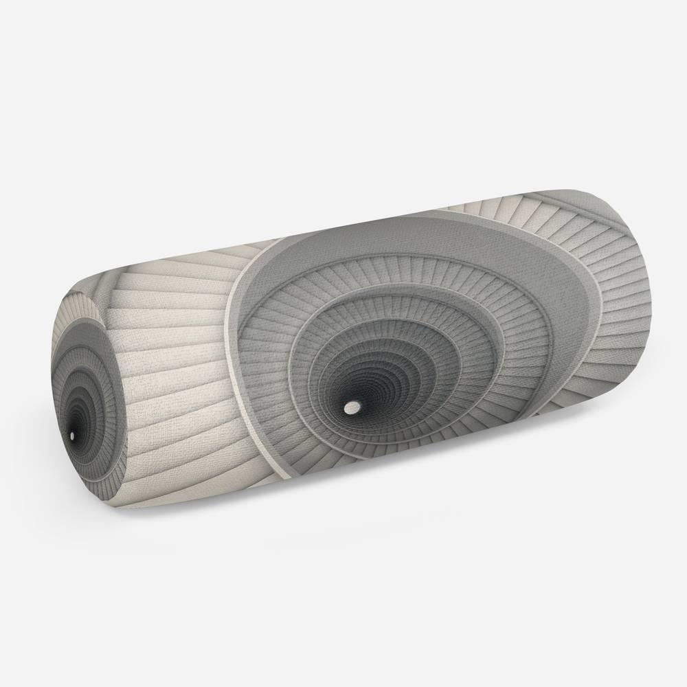 3D подушка-валик «Бесконечная лестница»