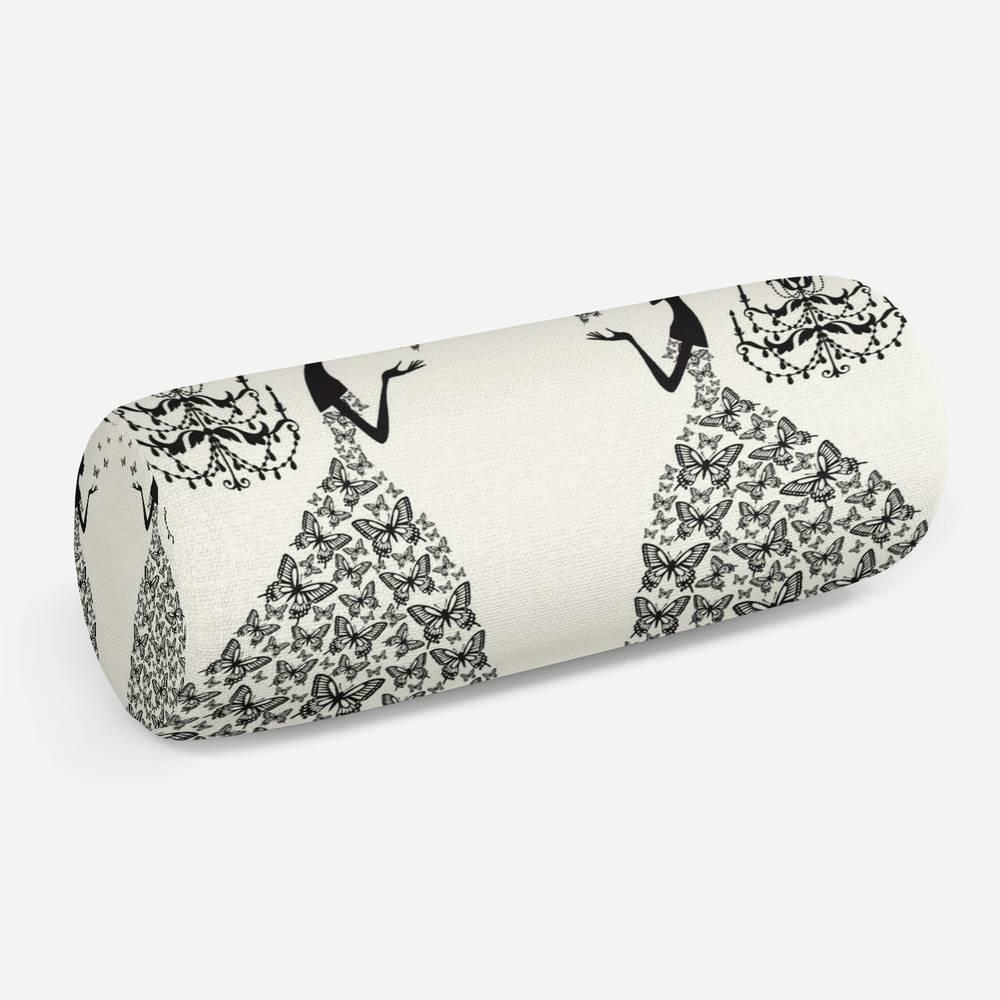3D подушка-валик «Принцесса Батерфляй»