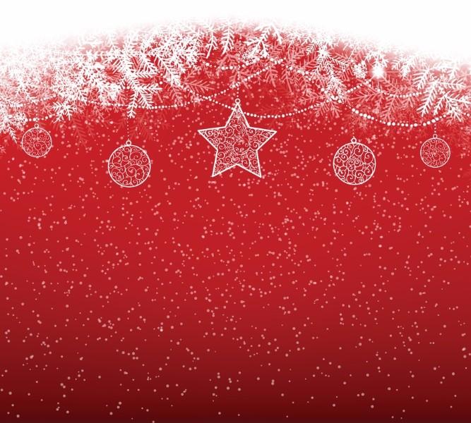 Интерьерная подушка подголовник «Рождественский узор» вид 3