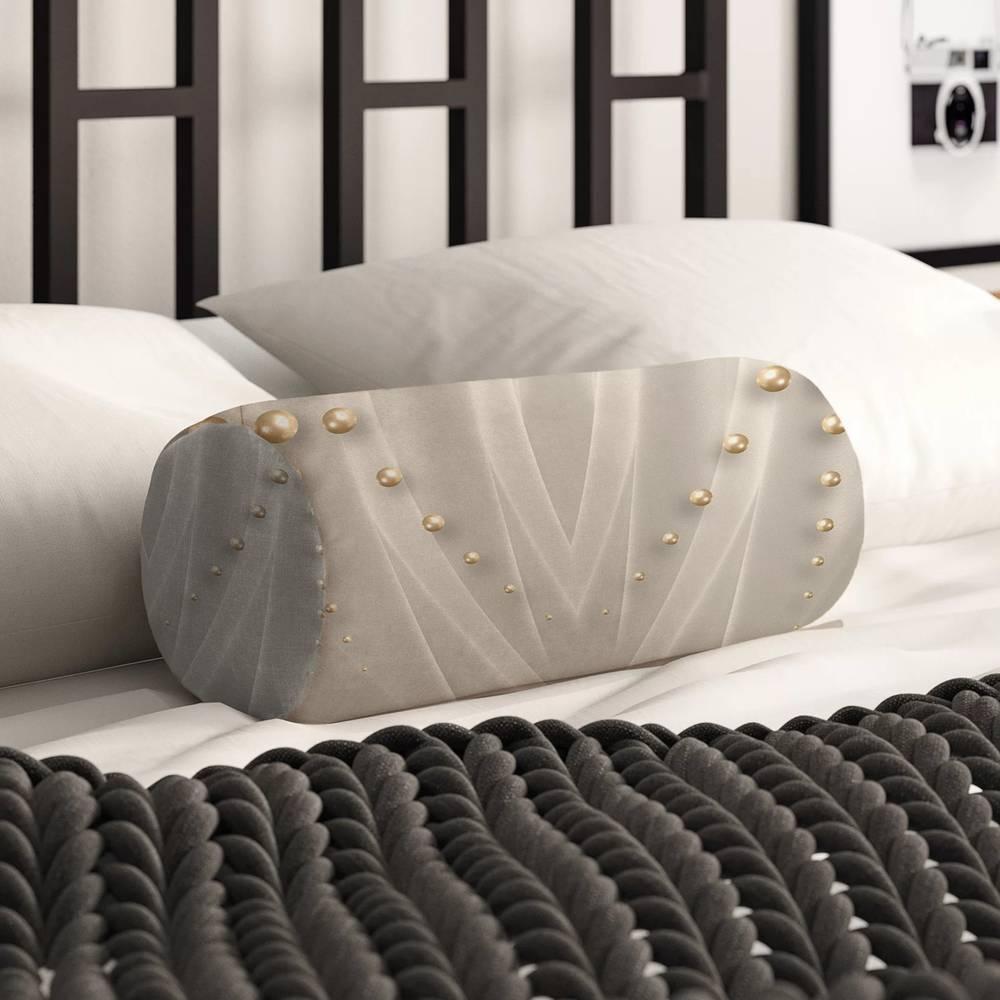 Декоративная вытянутая подушка «Адель» вид 2