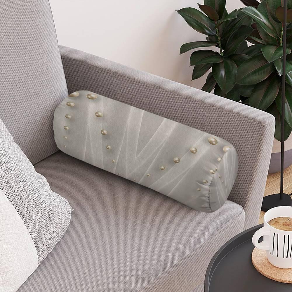 Декоративная вытянутая подушка «Адель» вид 4