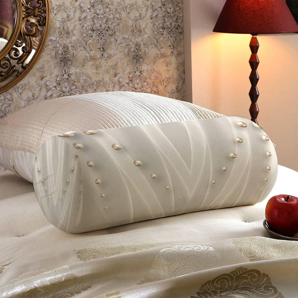 Декоративная вытянутая подушка «Адель» вид 5