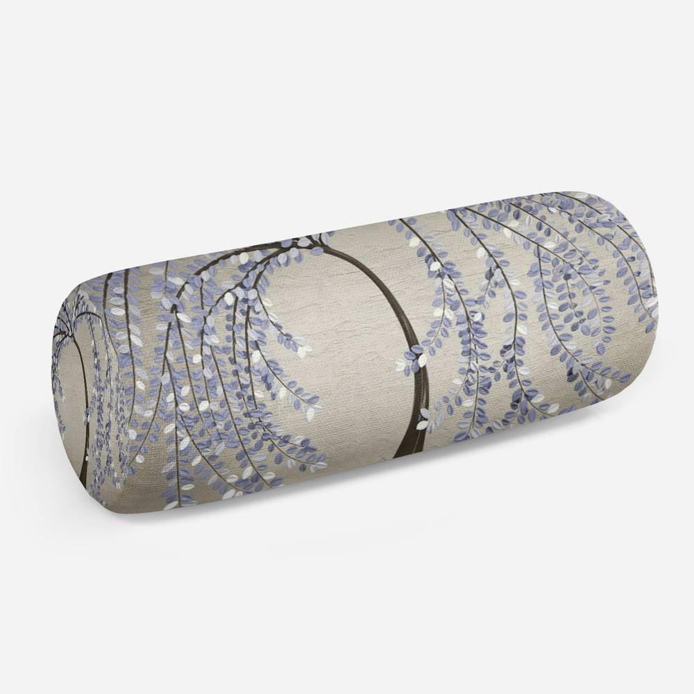 3D подушка-валик «Лавандовые лепестки»