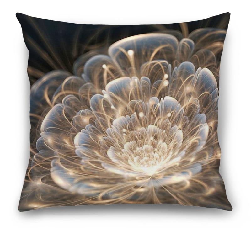3D Подушка «Магический цветок» вид 1