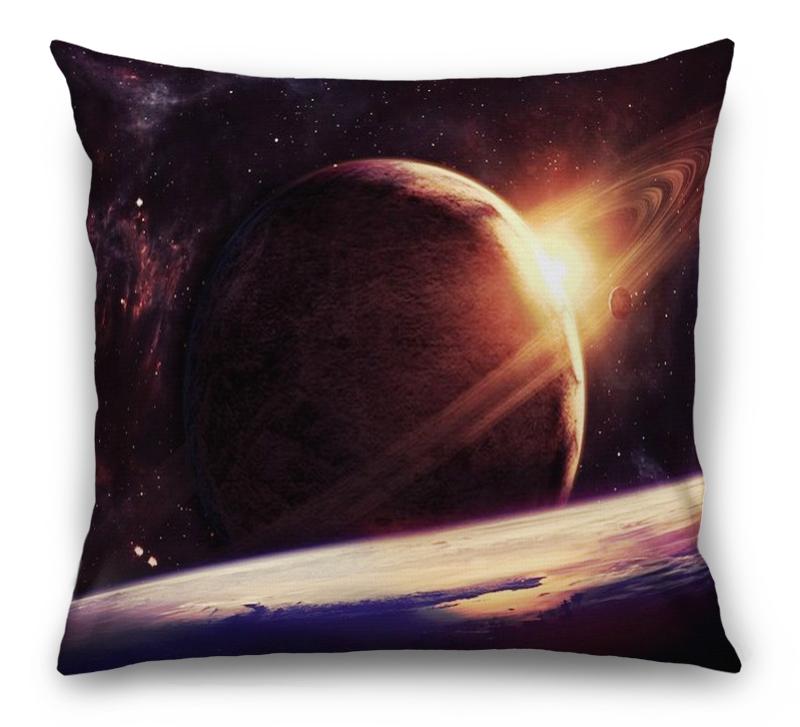 3D Подушка «Юпитер на орбите»