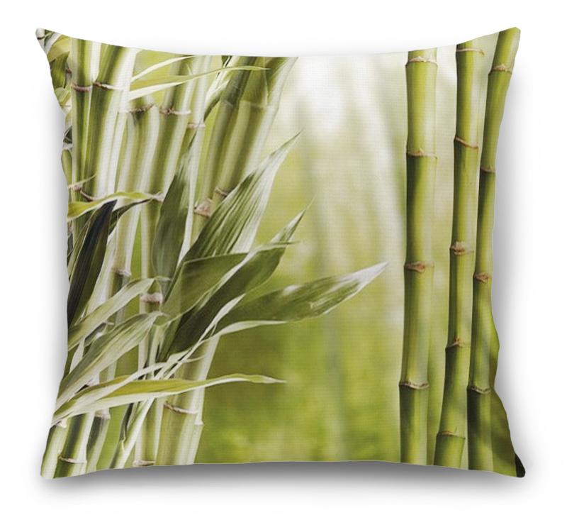 3D Подушка «Бамбук» вид 1