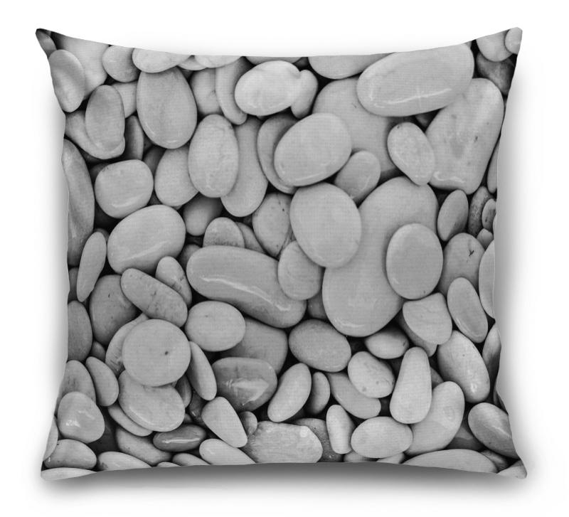 3D Подушка «Камни» вид 1