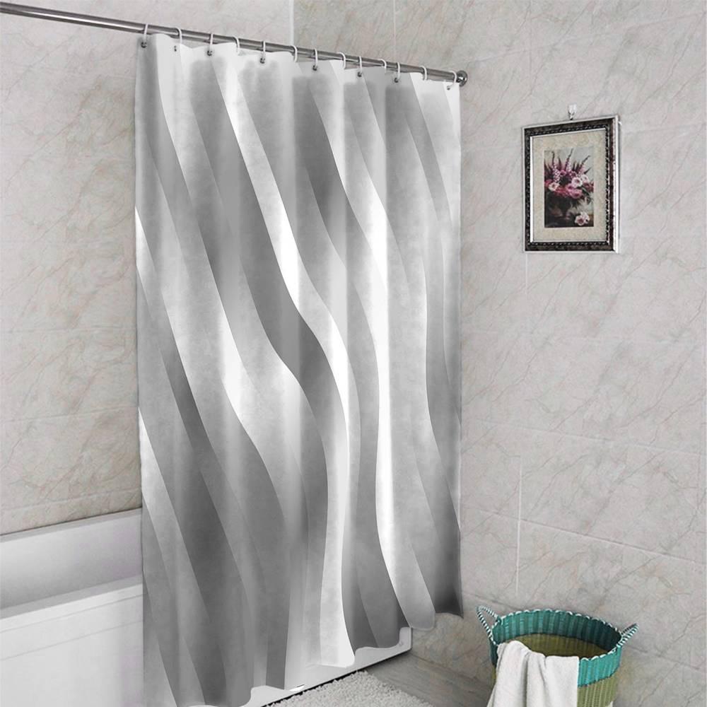 Занавеска для ванной «Торнадо» вид 4