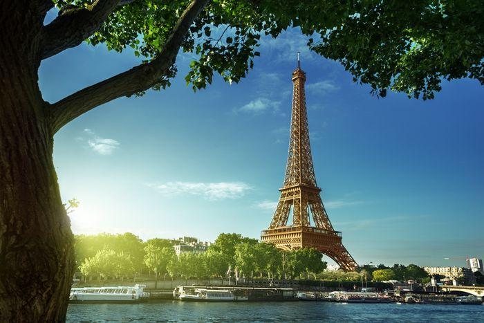 3D Фотообои 3D Фотообои «Летний день в Париже»