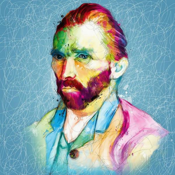 3D Фотообои «Ван Гог»