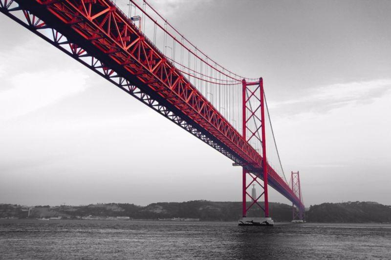 3D Фотообои 3D Фотообои «Мост Золотые ворота»