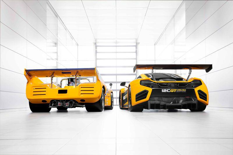 3D Фотообои 3D Фотообои «Светлый гараж с двумя желтыми спорткарами»