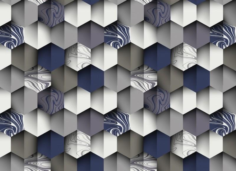3D Фотообои «Трёхмерное изящество»