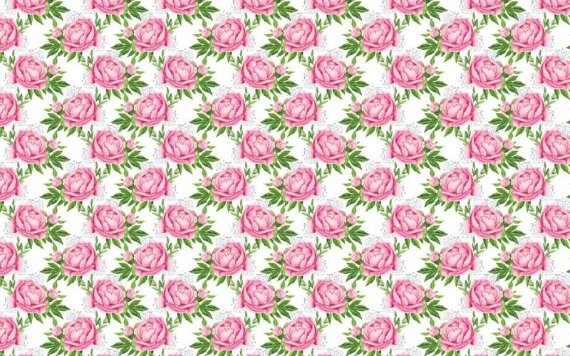 3D Фотообои 3D Фотообои «Розовые пионы»