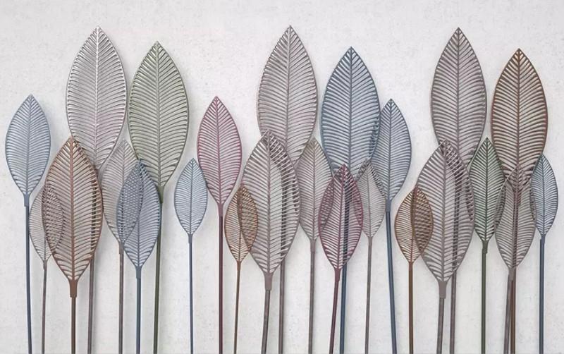 3D Фотообои 3D Фотообои «Лес из листьев»
