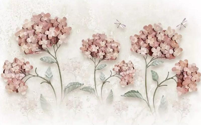 3D Фотообои 3D Фотообои «Луговые цветы»
