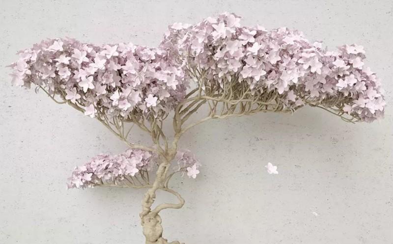 3D Фотообои 3D Фотообои «Чарующее дерево»