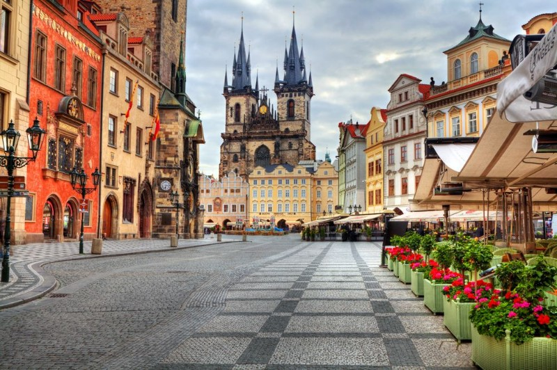3D Фотообои 3D Фотообои «Прага»