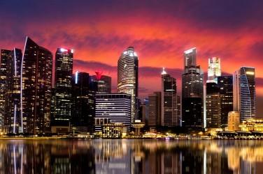5D картина «Мегаполис.Город»