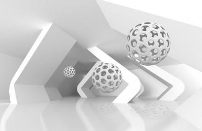 3D Ковер «Фантастическая комната»