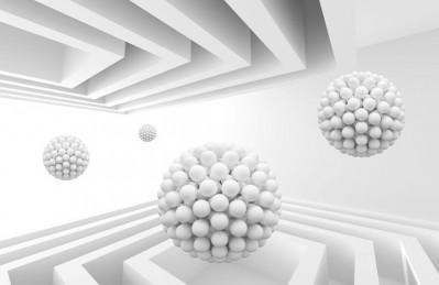3D Ковер «Лаконичная абстракция»