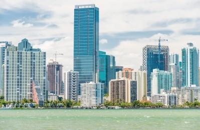 3D Ковер «Солнечный день в Майами»