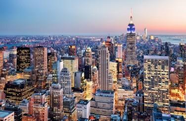 3D Ковер «Нью-Йорк: небоскребы»