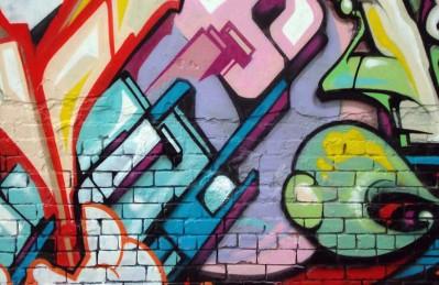 3D Ковер  «Граффити из слов»