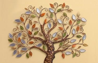 3D Ковер «Дерево счастья»