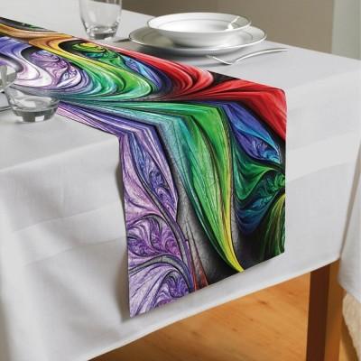 Сервировочная дорожка «Смешение красок»
