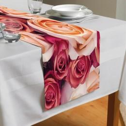 Сервировочная дорожка «Ассорти из роз»