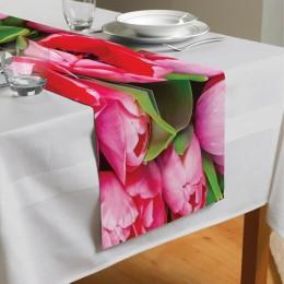 Сервировочная дорожка «Букет тюльпанов»