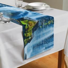 Сервировочная дорожка «Горный водопад»