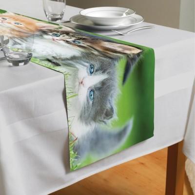 Сервировочная дорожка «Котятки»