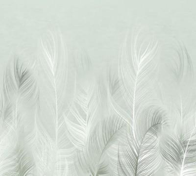 Фотошторы «Нежная изгородь»