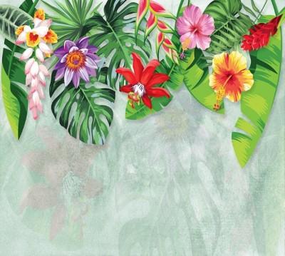 Фотошторы «Тропическая роща»
