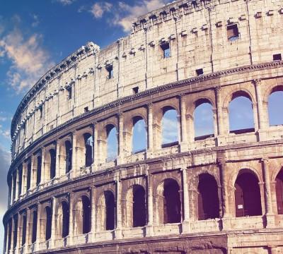 Фотошторы «Колизей»