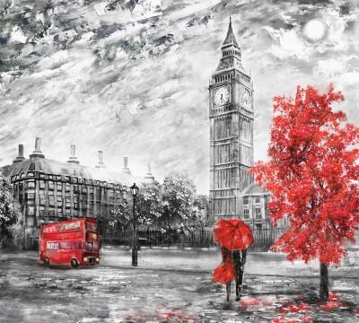 Фотошторы «Лондон Башня Елизаветы»