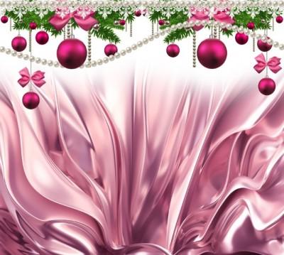 Фотошторы «Новогодняя роскошь»