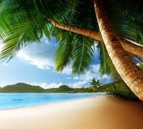 Фотошторы «Пляж»