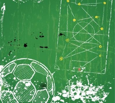 Фотошторы «Схема матча»