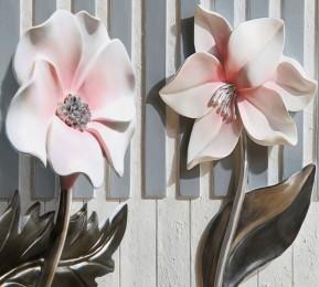 Фотошторы «Цветы на клавишах»