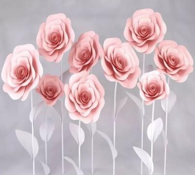 Фотошторы «Сказочные розы»
