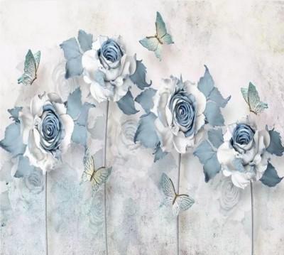 Фотошторы «Удивительные розы»