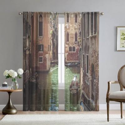 Фототюль «Канал в Венеции»