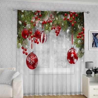 Фототюль «Рождественское великолепие»
