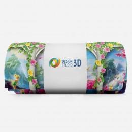 3D плед «Мир фантазии»