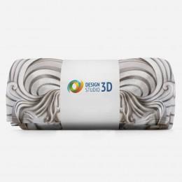 3D плед «Стеснительные красавицы»