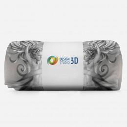 3D плед «Юные девы»