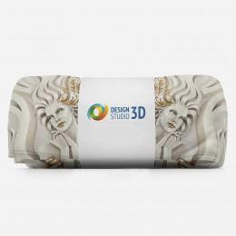 3D плед «Мечтающие богини»